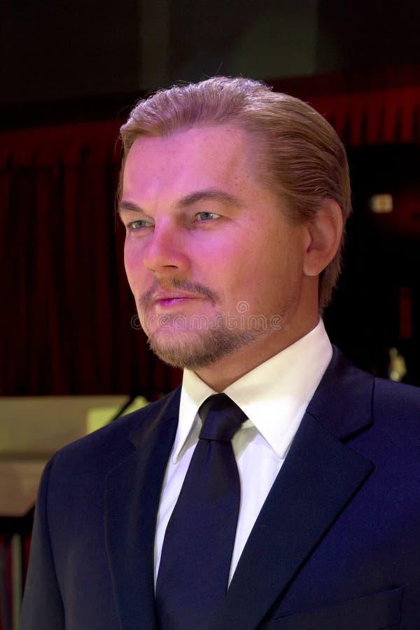 Leonardo DiCaprio zdjęcie stock