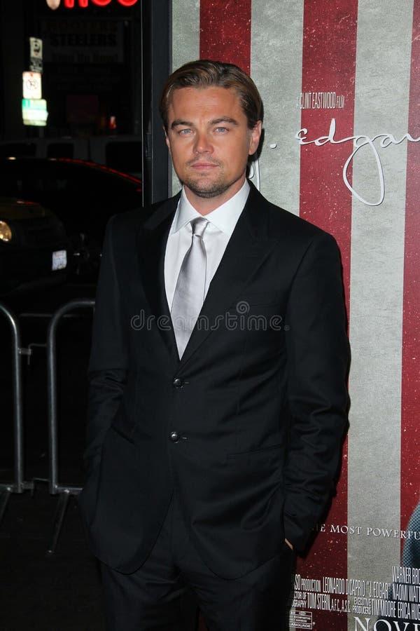 Leonardo DiCaprio images libres de droits