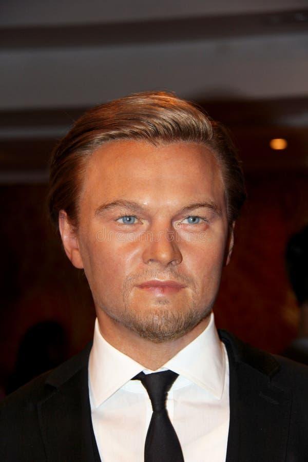 Leonardo DiCaprio 免版税库存图片