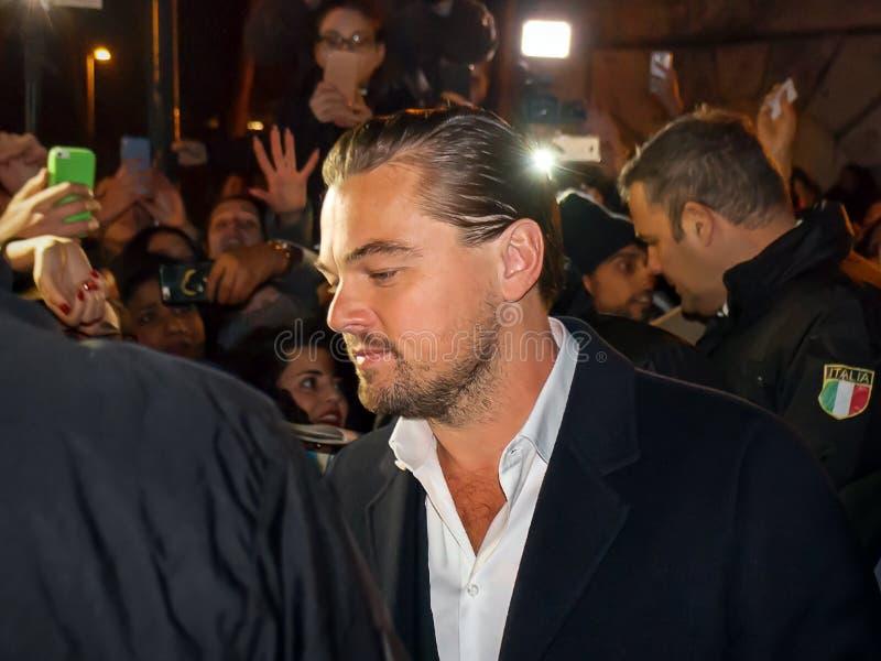 Leonardo DiCaprio photos stock
