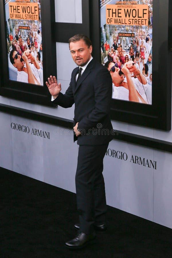 Leonardo DiCaprio photo libre de droits
