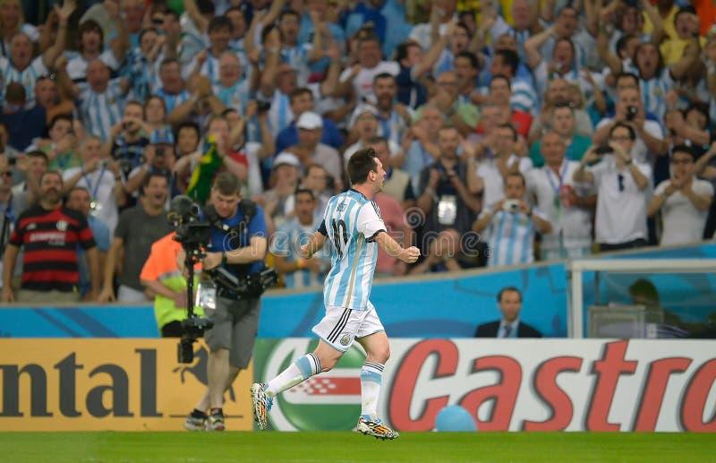 Leonel Messi imagenes de archivo