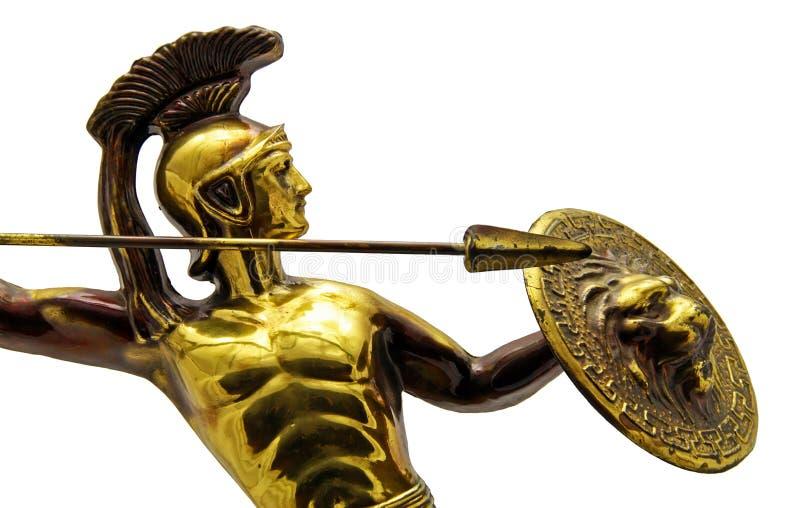 Leonidas I. royalty-vrije stock afbeeldingen