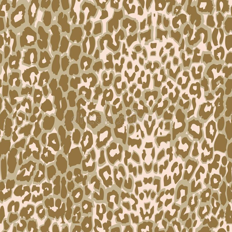 Leopard Fabric Texture Stock Image Image Of Crochet 46416237
