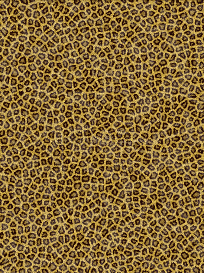 Download Leopard pattern stock illustration. Illustration of spotty - 932496