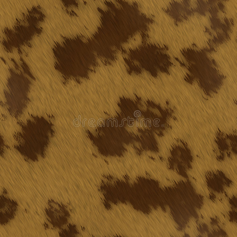 Leopard Seamless Skin stock photo