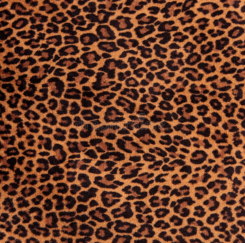 Download Leopard Spots Fabric Pattern Stock Image - Image: 5945609