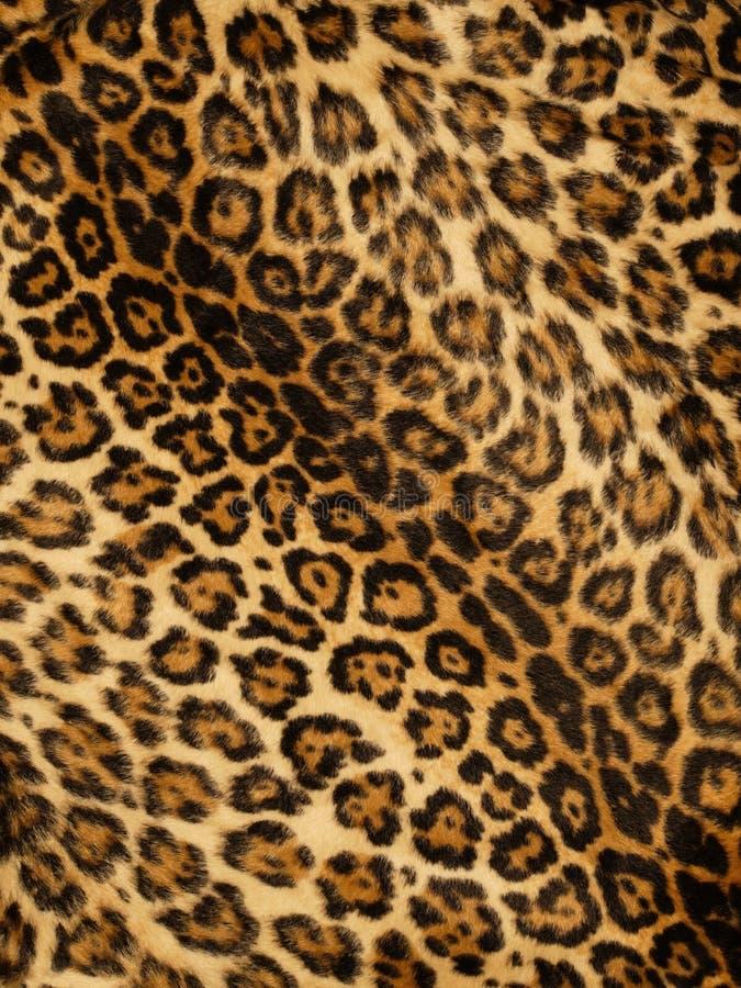 Leoparddruck stockbild