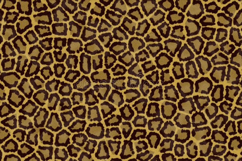 Leopardhaut vektor abbildung