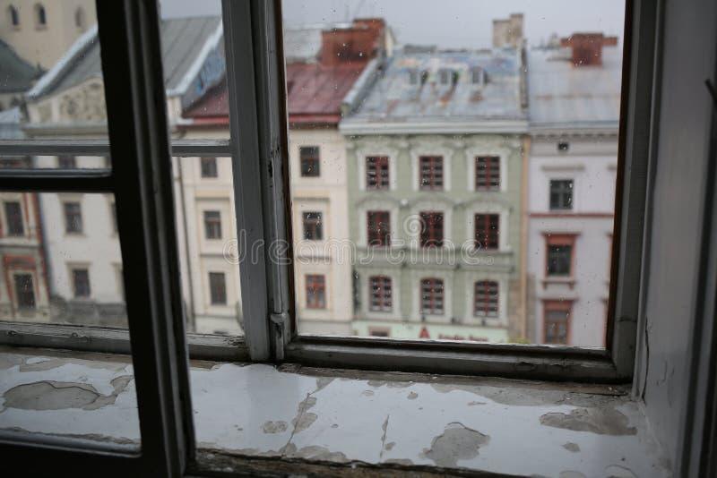 Leopoli, Ucraina fotografie stock libere da diritti