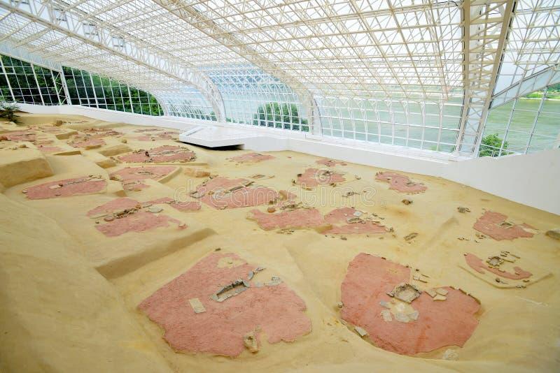 Lepenski Вир стоковое изображение rf