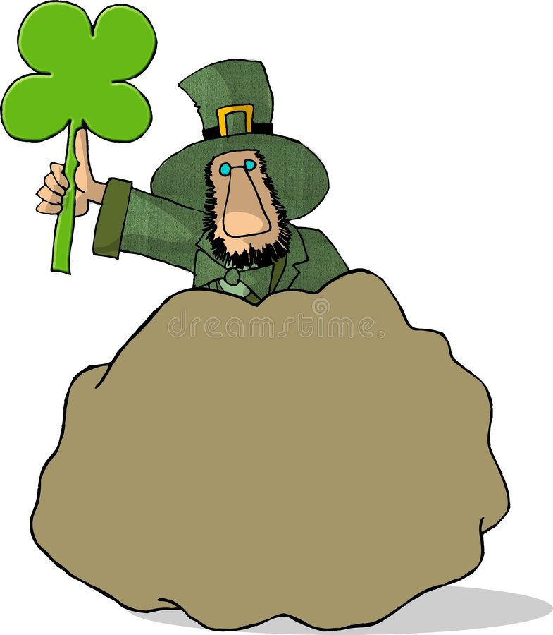 Leprechaun 11 libre illustration
