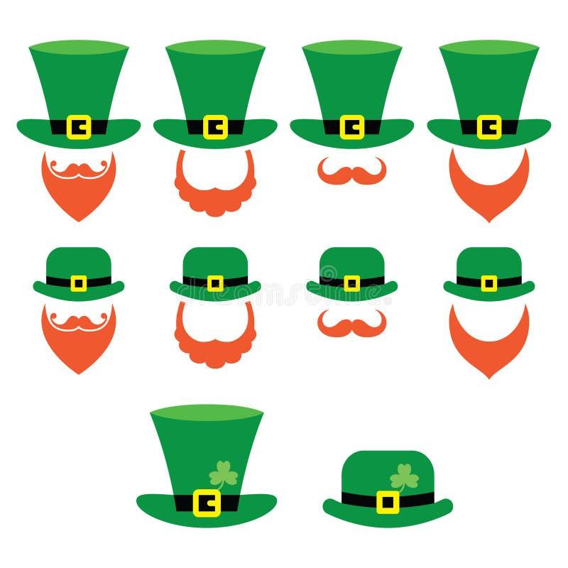 leprechaun character for st patrick s day in ireland stock leprechaun hat vector leprechaun vector png