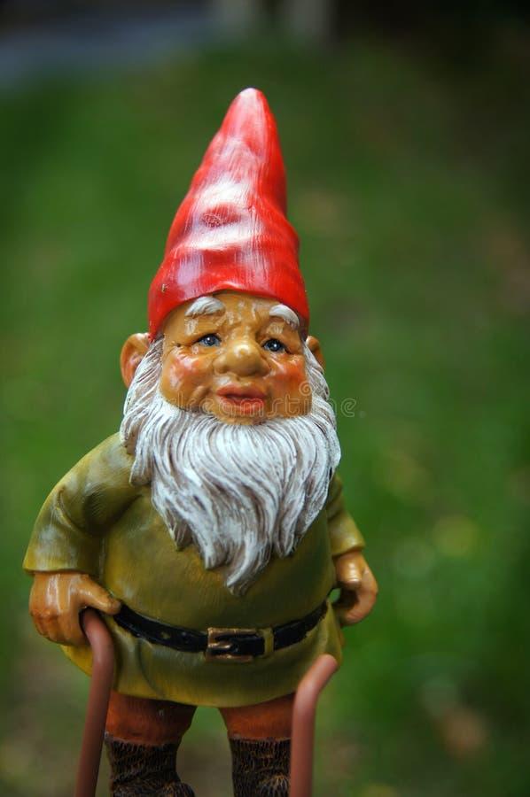 Download Leprechaun In Garden Stock Photo. Image Of Beard, Statue   48744540