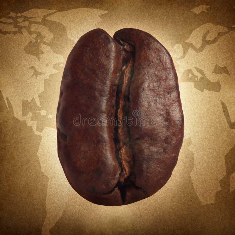 Lerciume del caffè illustrazione vettoriale