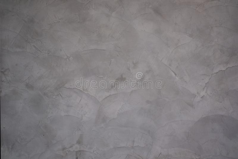 Lerciume di struttura di Gray Cement, del muro di cemento o del pavimento e spuma grigia fotografie stock