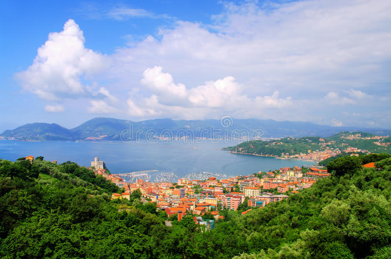 Lerici Stock Images