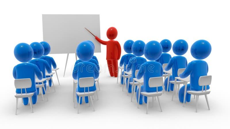 Lernen lizenzfreie abbildung