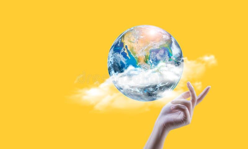 Les éléments de la terre ou du monde de cette image ont fourni par la NASA images libres de droits