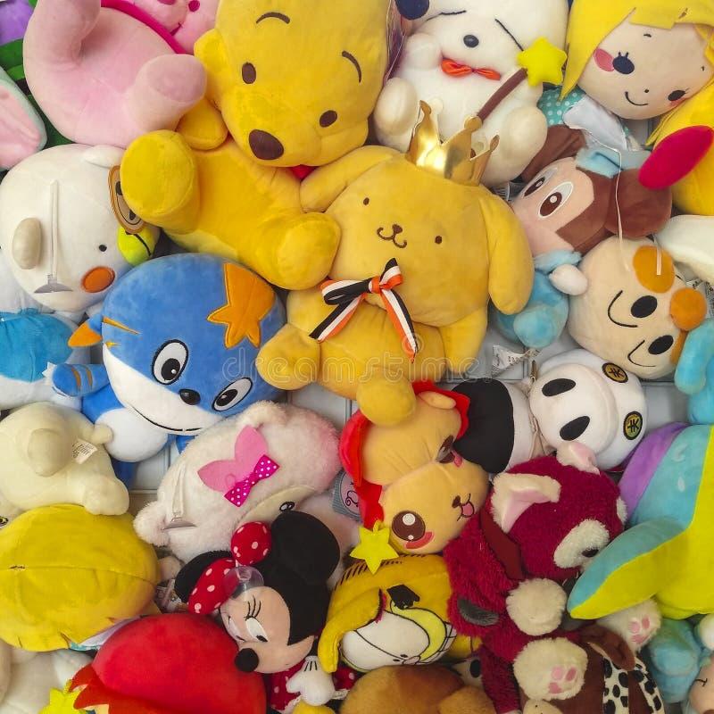 Les êtres humains amusent tout le temps, et des jouets sont produits tout le temps images stock