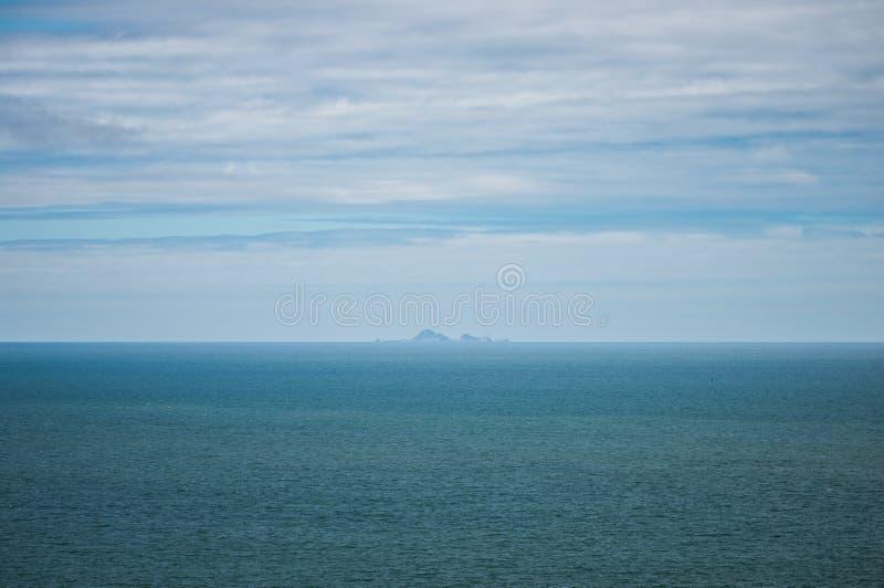 Les îles de Farallon images stock
