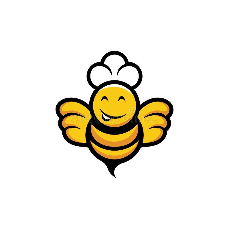 Les abeilles kithen illustration stock