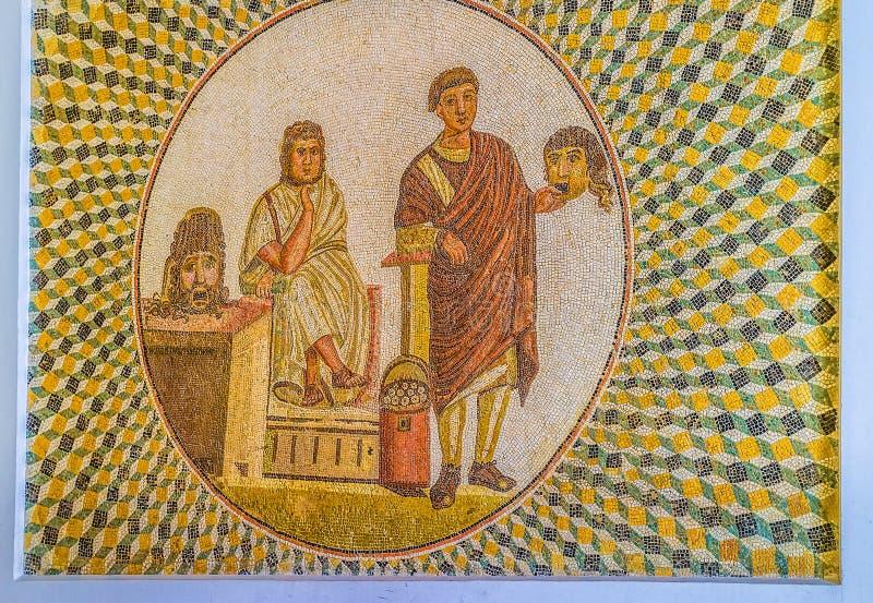 Les acteurs romains photos libres de droits