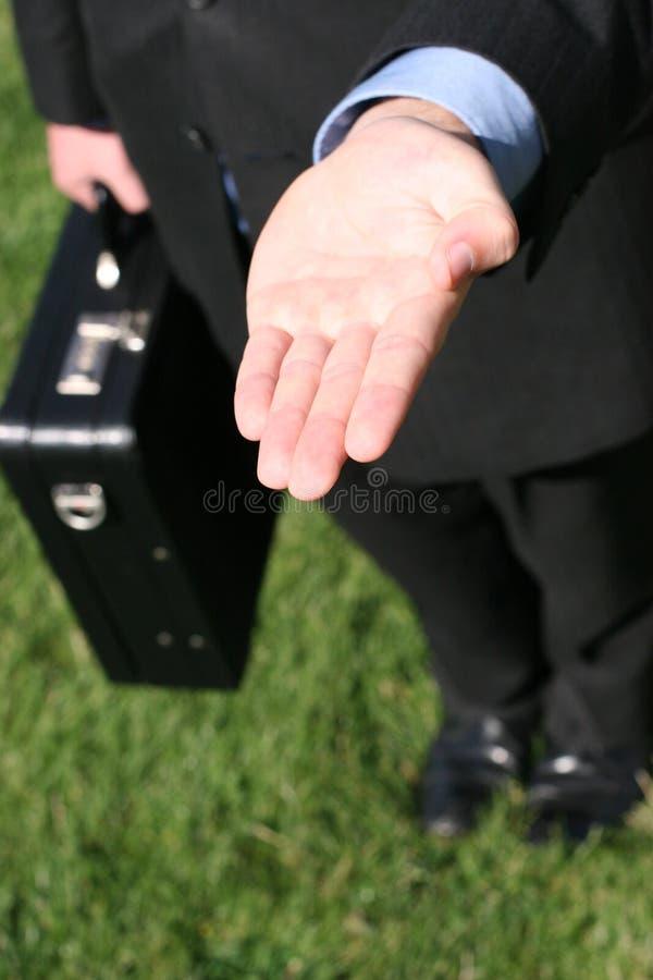 Les affaires distribuent images stock