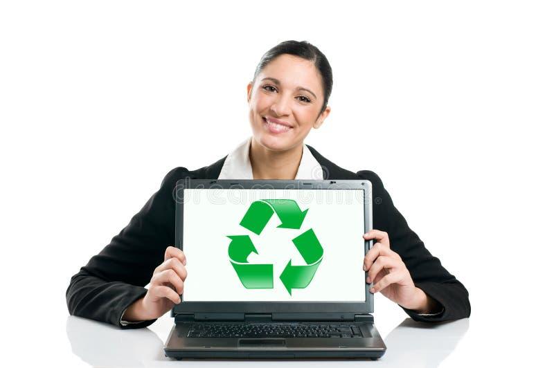 Les affaires vertes réutilisent images libres de droits