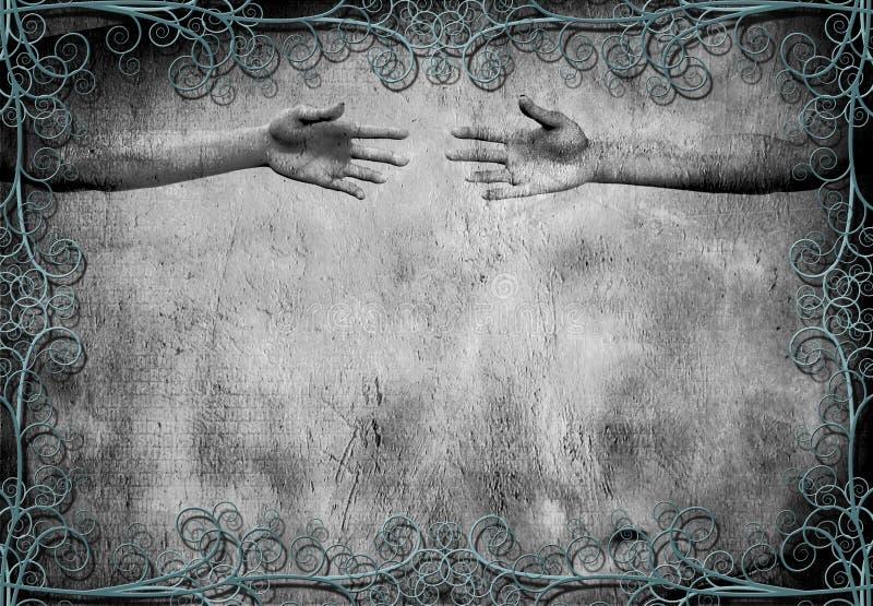 Les Ancients Photo libre de droits