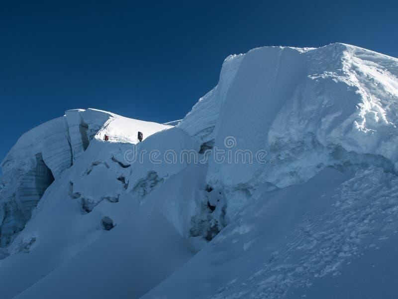 Les Andes péruviens #1 image libre de droits