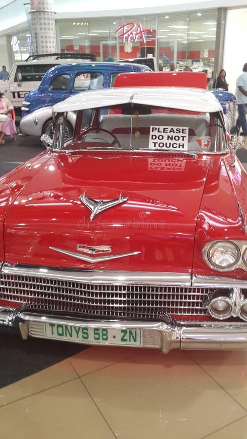 Les années 50 de vintage de Chevrolet images libres de droits