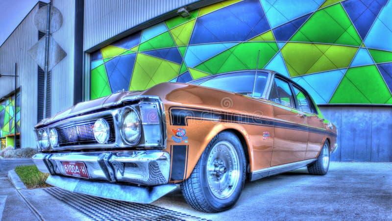 les années 1970 Ford australien image stock