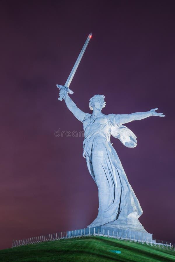 Les appels de la patrie image libre de droits