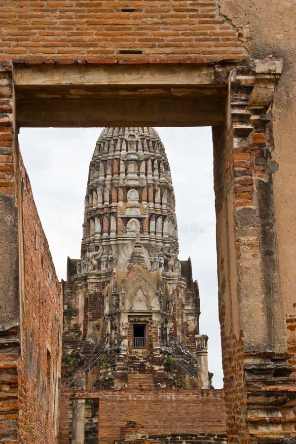 Les arts de la pagoda photo stock