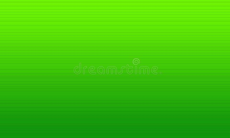Les bandes horizontales de gradient vert conçoivent 00 images libres de droits