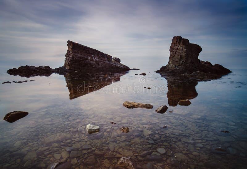Les bateaux photographie stock libre de droits