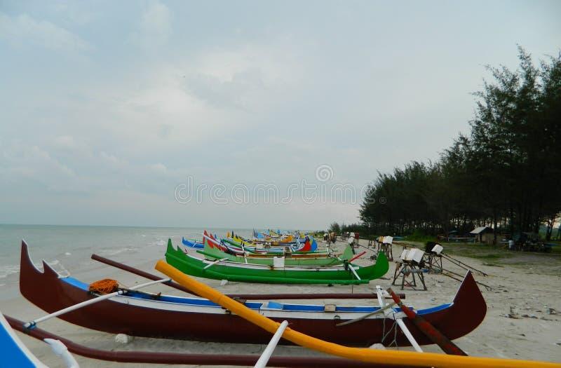 Les bateaux photo libre de droits