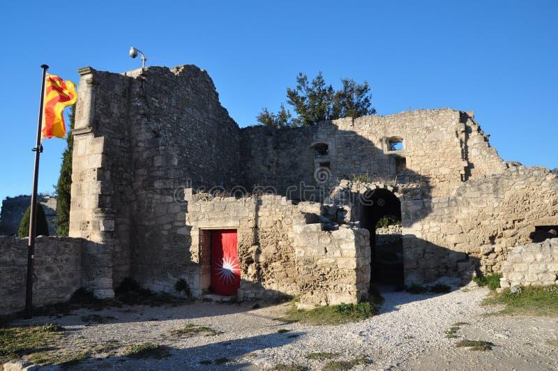 Download Les Baux-de-Provence stock image. Image of provence, travel - 20555917