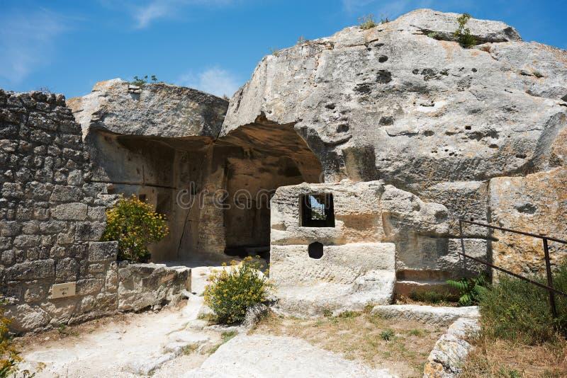 Les Baux De Provence, French Medieval Site Stock Photography