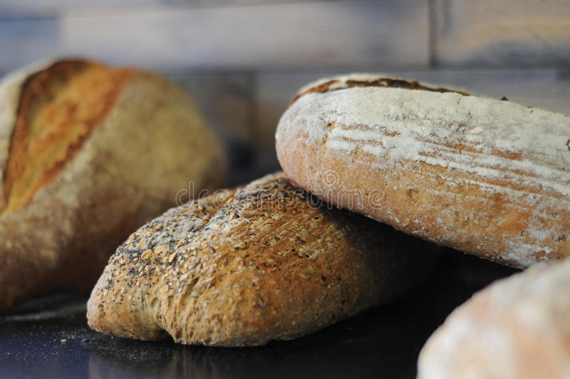Les boulangers meilleurs photos libres de droits
