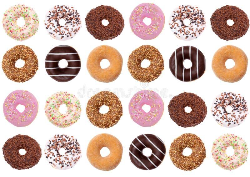 Les butées toriques sont le bonbon le plus merveilleux que vous pouvez imaginer pour un deuxième petit déjeuner photo libre de droits