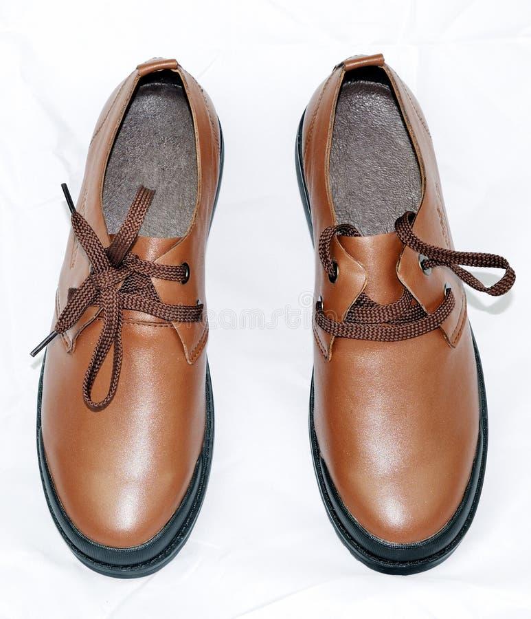 Les chaussures de l'homme photos stock