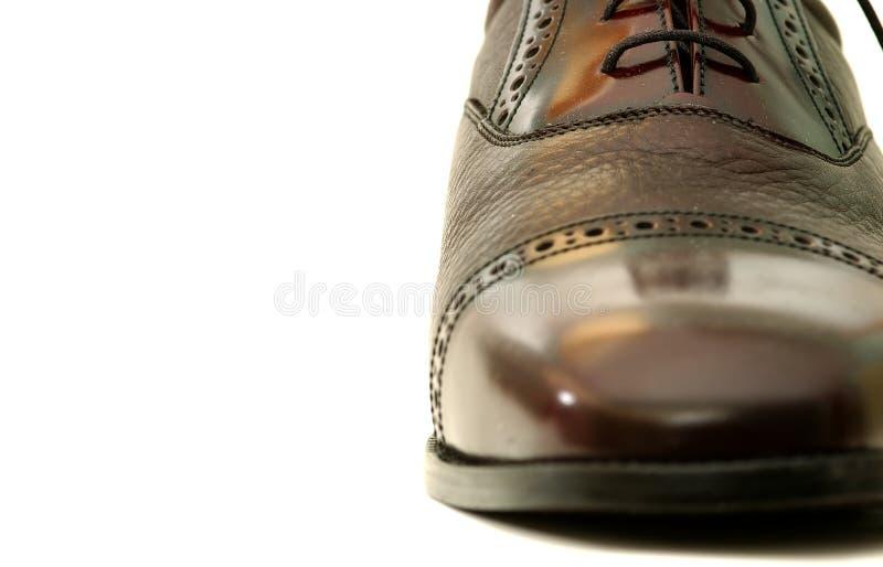 Les chaussures des hommes photo stock