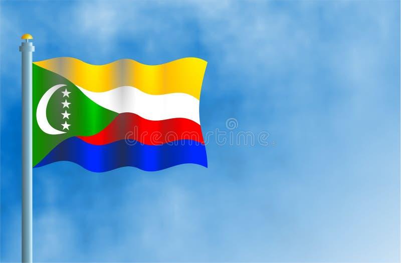Les Comores Images stock