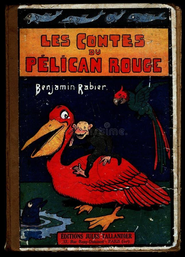 Les Contes Du Pélican Rouge-couverture Free Public Domain Cc0 Image