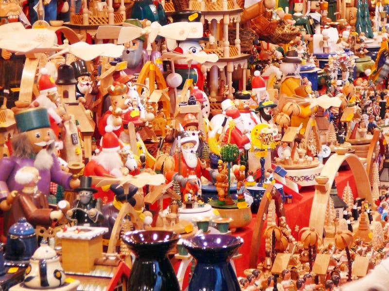 Les couleurs de Noël image stock