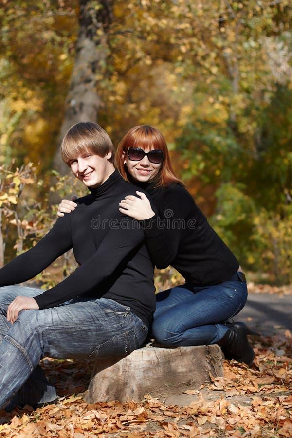 Les couples image libre de droits