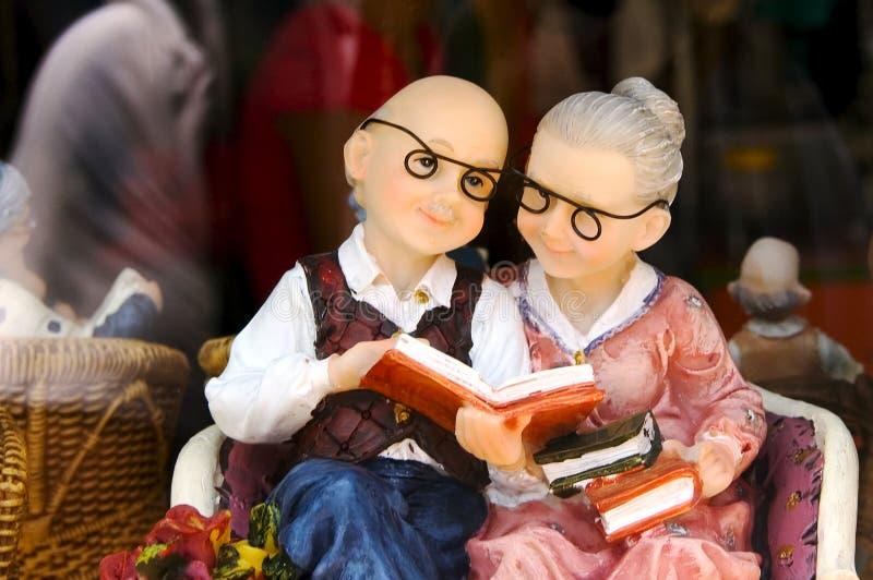 Les couples photos stock