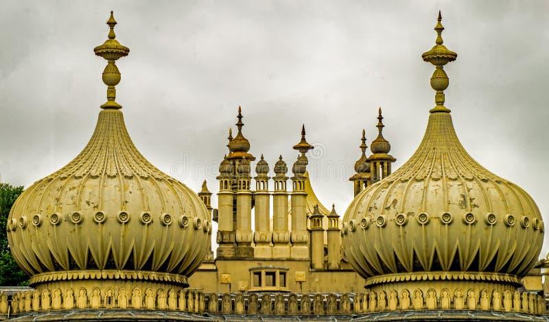 Les dômes d'oignon photo libre de droits
